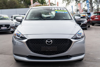 2020 Mazda 2 Hatchback Image 4