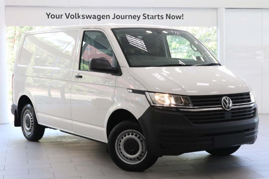 2021 Volkswagen Transporter T6.1 SWB Van Van Image 1