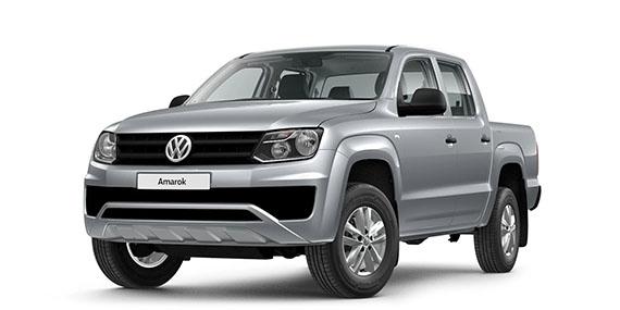 2019 Volkswagen Amarok 2H Core Dual Cab 4x4 Utility crew cab