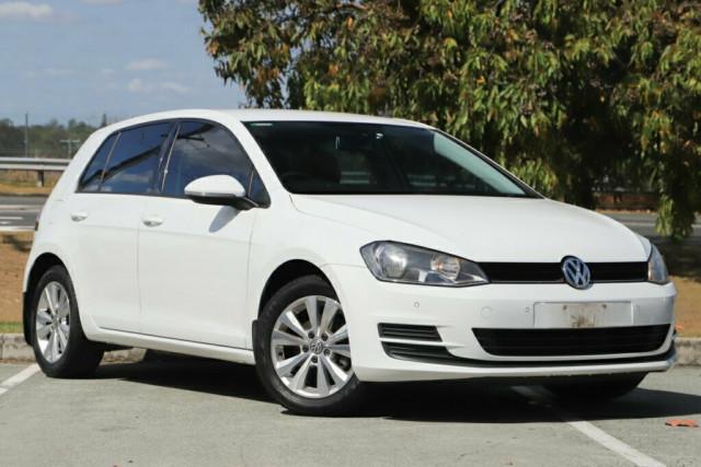 2013 MY14 Volkswagen Golf VII MY14 90TSI Comfortline Hatchback Image 1