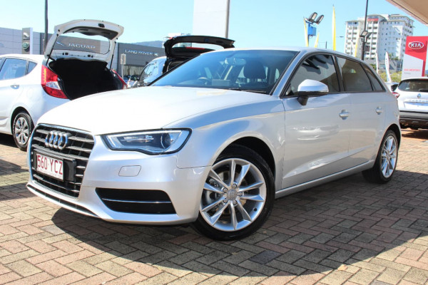 Audi A3 ATTRACTION 8V MY15