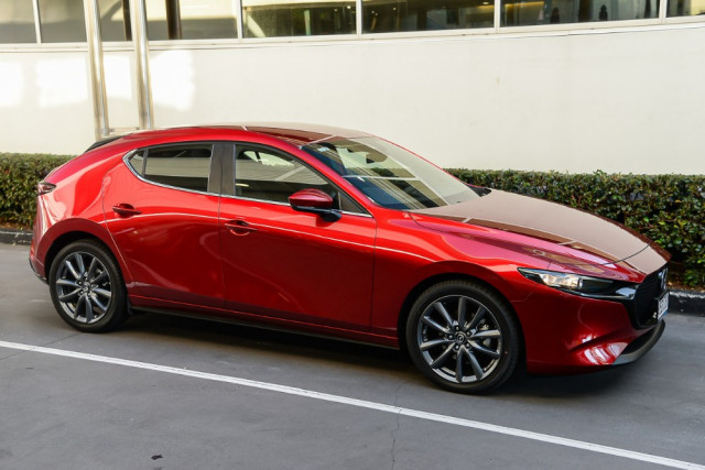 2019 Mazda 3 BP G25 Evolve Hatch Hatch Image 5