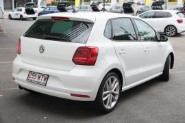 2016 Volkswagen Polo 6R MY16 81TSI Hatchback