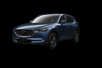 2020 Mazda CX-5 KF Series Touring Suv Image 2