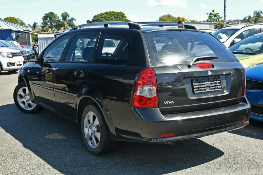 2008 Holden Viva JF MY08 Wagon