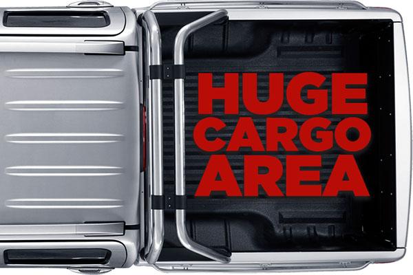 Steed Dual Cab Diesel Payload