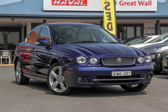 Jaguar X-type Sport X400 MY09