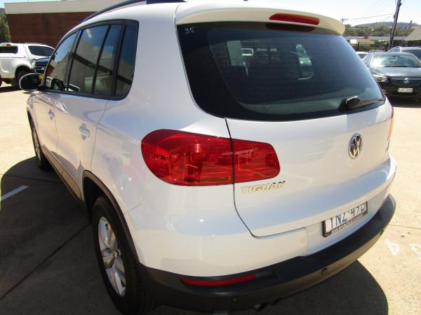 2015 Volkswagen Tiguan 5N  118TSI Wagon DSG 6sp 2WD 1.4T Suv