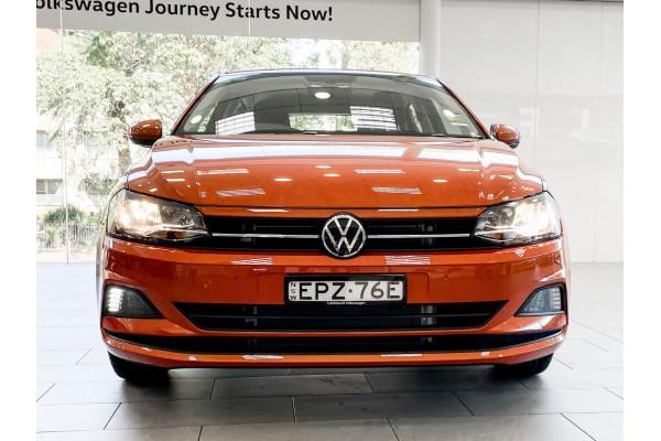 2021 Volkswagen Polo 85TSI Comfortline 1.0L T/P 7Spd DSG Hatch Image 5