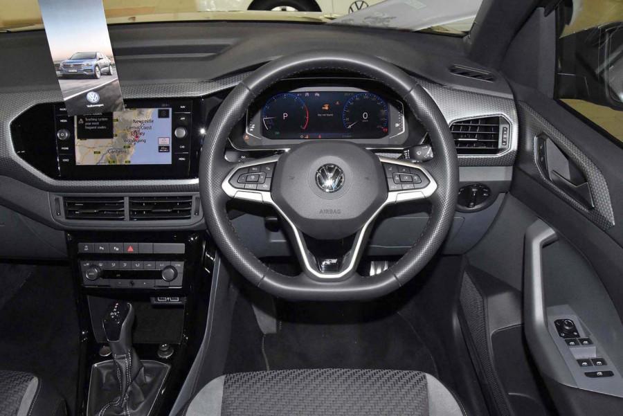 2020 Volkswagen T-cross C1  85TSI Style Wagon Image 8
