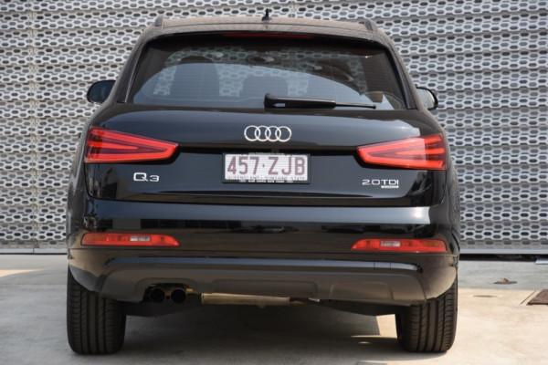 2014 Audi Q3 8U MY14 TDI Suv Image 4
