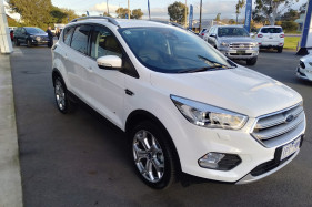 2018 MY18.75 Ford Escape ZG 2018.75MY TITANIUM Suv Image 4