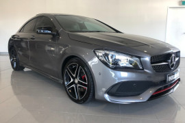 2016 Mercedes-Benz A Class C117 807MY CLA250 Coupe Image 2
