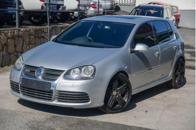 2008 Volkswagen Golf V MY08 R32 Hatchback Image 2