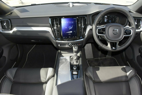 2019 MY20 Volvo V60 F-Series T5 Geartronic AWD R-Design Wagon Image 5