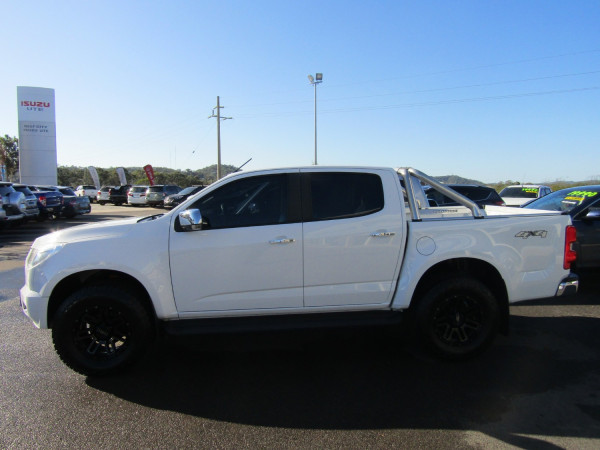 2015 MY16 Holden Colorado RG MY16 LTZ Utility