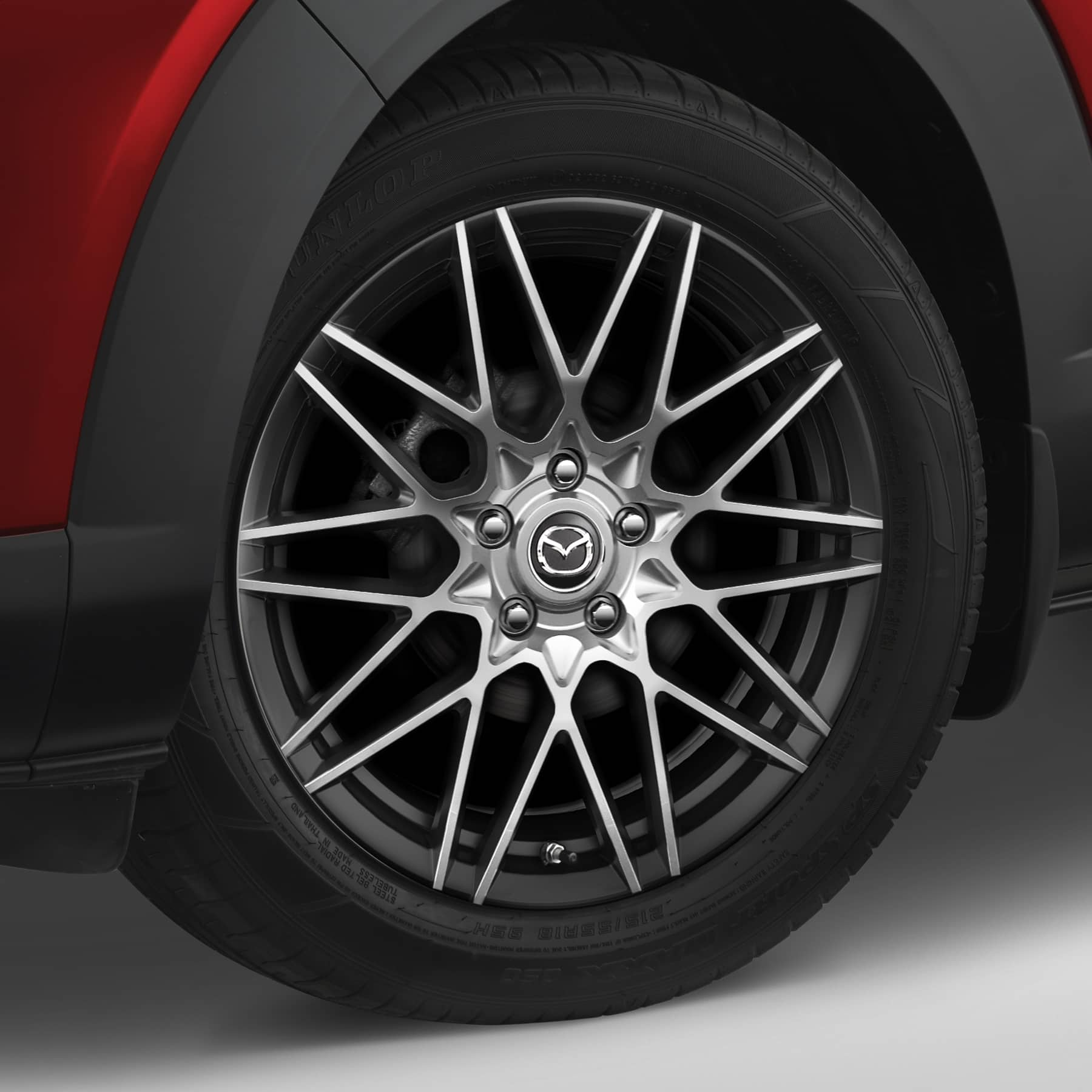 18-Inch Silver Alloy Wheel
