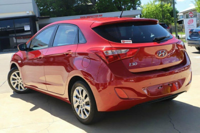 2013 Hyundai I30 GD2 MY14 Active Hatchback Image 2