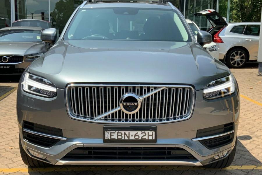 2018 MY19 Volvo XC90 256 MY19 D5 Inscription (AWD) Suv Mobile Image 2