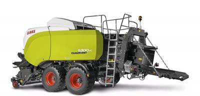 New CLAAS QUADRANT 5300