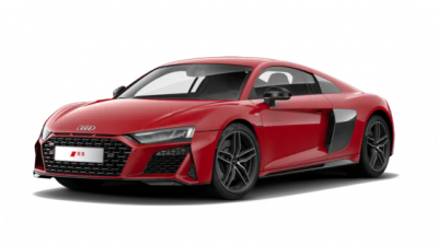 New Audi R8 Coupe