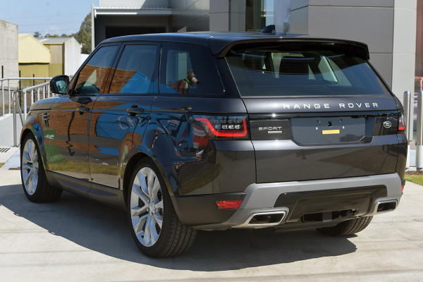 2019 MY19.5 Land Rover Range Rover Sport L494 SE Suv Image 4