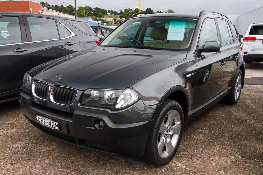 2005 BMW X3 E83 MY06 Suv