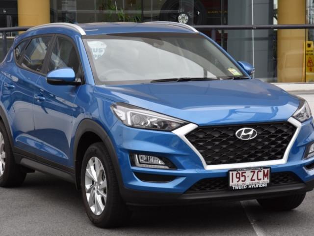 2019 MY20 Hyundai Tucson TL4 Active Hatchback