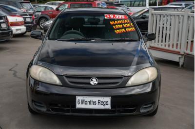 2007 Holden Viva JF MY08 Hatchback Image 2