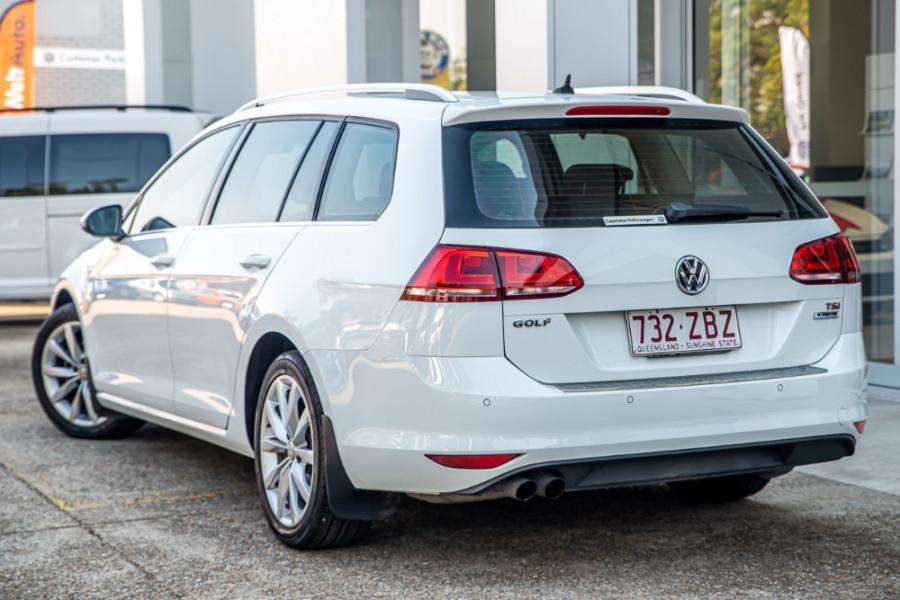 2016 Volkswagen Golf Highline