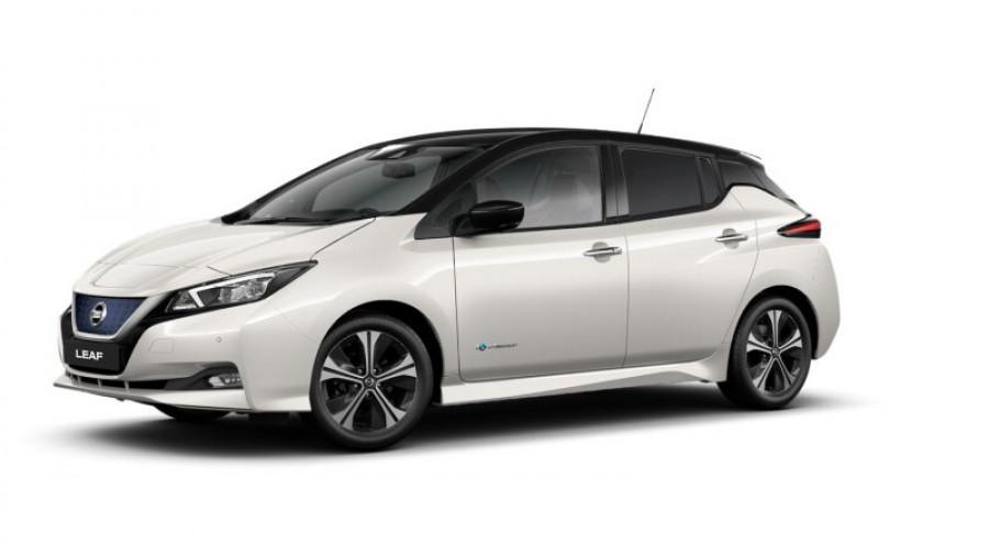 2020 Nissan LEAF ZE1 LEAF Hatchback Image 35