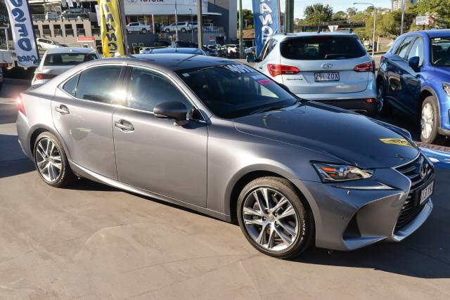 2018 Lexus Is ASE30R 300 Luxury Sedan Image 5