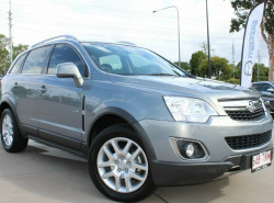 Holden Captiva 5 CG Series II MY12