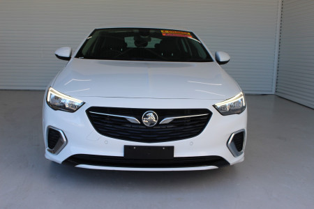 2018 Holden Commodore ZB MY18 RS Hatch Image 3
