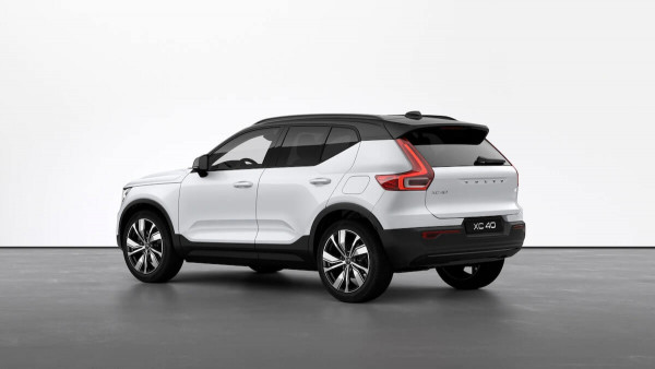2021 MY22 Volvo XC40 Recharge Electric Suv Image 3