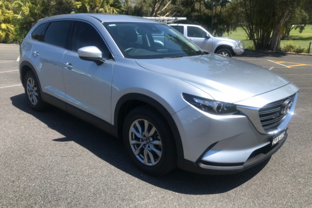 2018 Mazda CX-9 TC Touring Suv Mobile Image 2