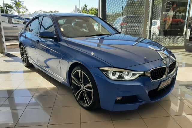 2016 BMW 3 Series F30 LCI 320d M Sport Sedan Image 3