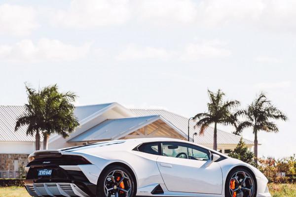 Lamborghini Huracan AWD EVO