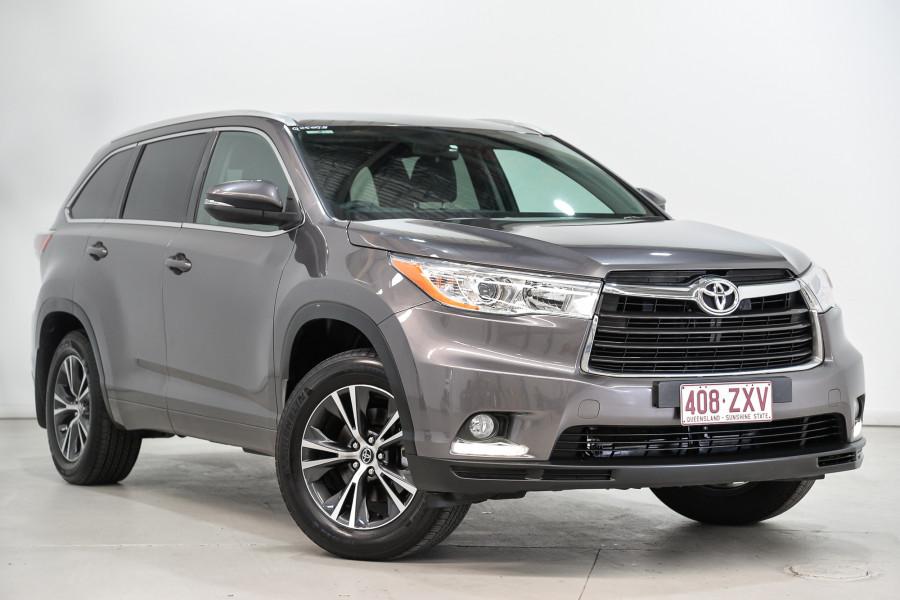 2016 Toyota Kluger Gxl (4x2)