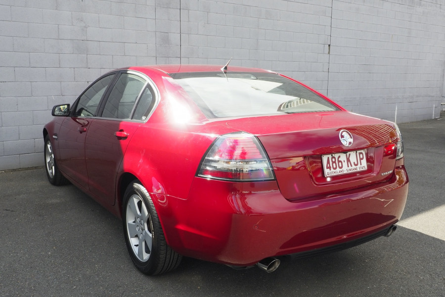 2007 Holden Calais VE VE Sedan