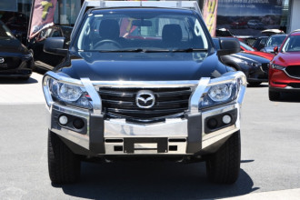 2019 Mazda BT-50 UR 4x2 3.2L Freestyle Cab Chassis XT Image 2