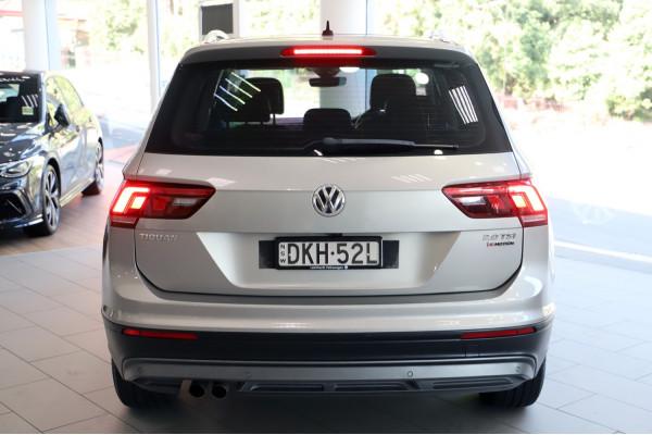 2016 MY17 Volkswagen Tiguan 5N 132TSI Suv Image 5