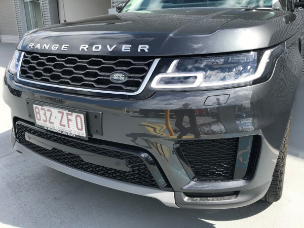 2019 MY19.5 Land Rover Range Rover Sport L494 19.5MY SDV6 183kW Suv Image 2