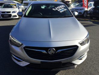 2017 Holden Commodore ZB Turbo LT Liftback