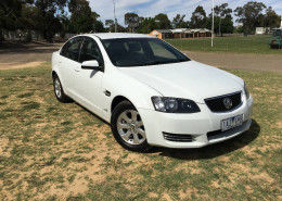 Holden Commodore OMEGA VE II MY12.5