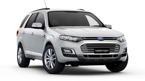 2014 MY15.5 Ford Territory SZ II TS AWD Wagon
