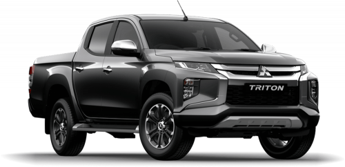 2020 MY20.5 Mitsubishi Triton MR GLX-R Double Cab Pick Up 4WD Utility