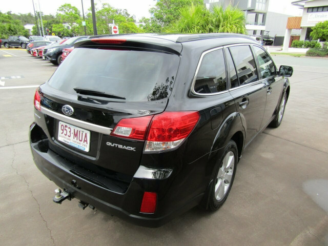 2009 Subaru Outback B4A MY09 Premium Pack AWD Suv Mobile Image 7