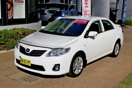 Toyota Corolla Ascent - Sport ZRE152R  Ascent