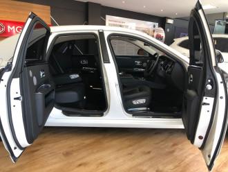 2016 Rolls-royce Ghost 664S Series II MY16 Sedan